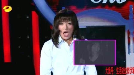 王祖蓝在《百变大咖秀》中的模仿真的厉害, 张国荣、邓紫棋、金星最传神, 汪涵笑不停