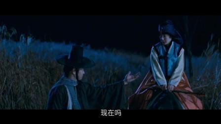 姜东元演的这个小道士就是一个逗逼啊, 大海还是自己第一次见