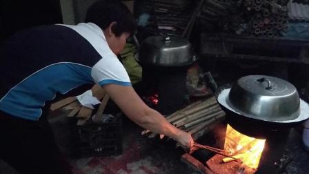 漳州云洞岩的居民, 每家每户都会做盐鸡