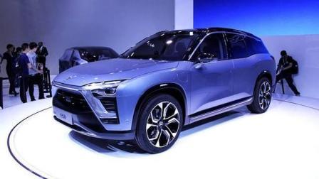蔚来汽车首款SUV车型ES8曝光, 12月16日将正式上市!