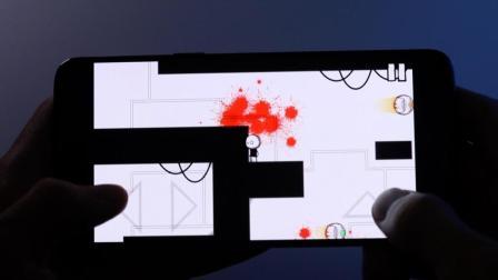 一款鲜血淋漓的闯关游戏, 超好玩!