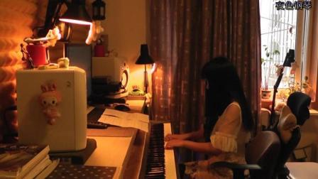 《初雪》钢琴演奏: PianoKitty