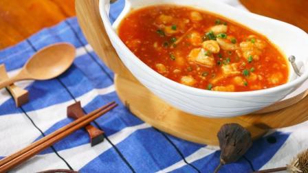 一碗酸甜咸鲜的番茄龙利鱼, 赐给你胃口和力量!