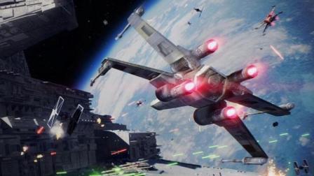 【不二试玩】《星球大战前线2》24人太空激战模式 PC英文版
