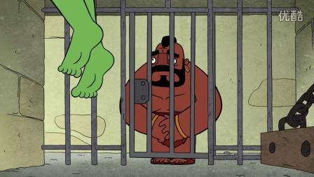 最新部落冲突搞笑原创动画第1集 巨人VS巨人问题