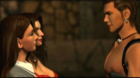 世纪末吸血鬼美版完美结局通关视频