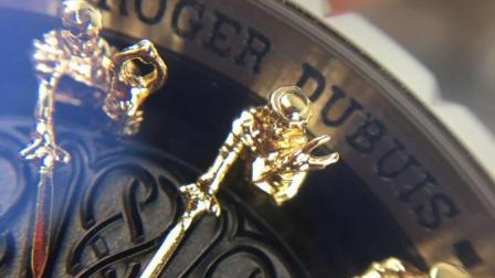 罗杰杜彼 王者系列(Excalibur)圆桌12骑士