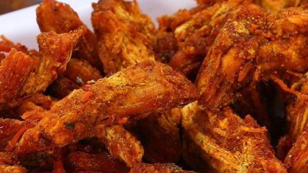 自创鸡肉的新做法, 饭店都吃不到, 比红烧肉还下饭, 只需3个步骤