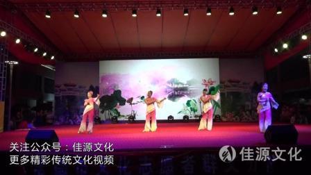 常德丝弦《四个媳妇夸婆婆》桃源县龙波艺术团
