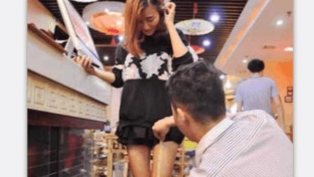 话山论见: 火锅店推出奇葩打折方案, 美女为图便