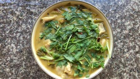 酸菜鱼的做法视频 酸菜鱼怎么做好吃 做酸菜鱼用什么鱼好吃 家常菜做法大全