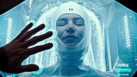 移民飞船探索星球 结果全成了小白鼠 6分钟看完科幻恐怖片《异形: 契约》