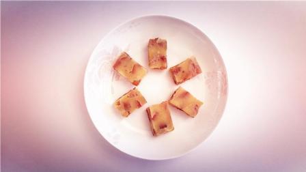 太原十大名小吃: 豌豆糕, 它可是豌豆黄的鼻祖呢, 在家做很简单, 一起享口福吧!