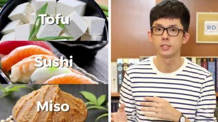 阿滴的日本美食英文介绍!