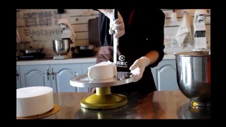 手把手教你做蛋糕, 托马斯小火车蛋糕制作, 超详细蛋糕做法全过程, 看完就会做