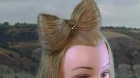 俄罗斯姑娘是怎么编头发的(28) 福利视频教程