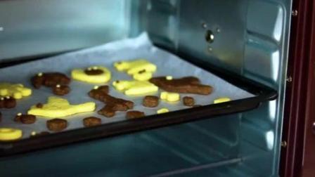 烘培的美食: 宝宝喜欢的曲奇饼干170