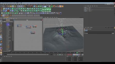 cinema4d教程-C4D的XP粒子系统 第二集