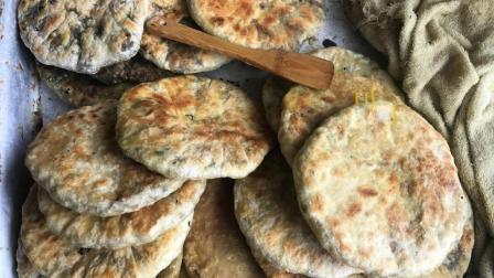 国庆假期安徽皖南三天自驾游, 看泾县特色小吃挞粿的制作方法