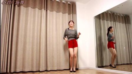 美女广场舞 身穿红色短裤 家中乱跳广场舞