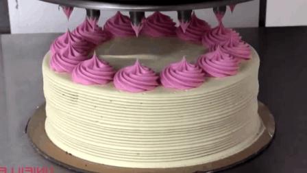 蛋糕工厂流水线上的美食, 好过瘾, 看不够!