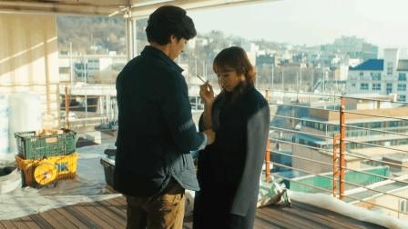 一部违背伦理底线的韩国电影《男与女》, 男女主角抛弃家庭乱搞