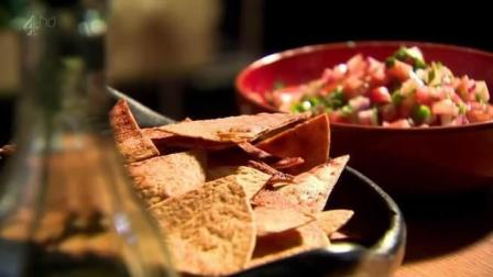 【家庭烹饪】北美风味墨西哥玉米薄饼配萨尔萨酱