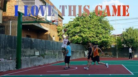 横庄小学新篮球场【客家梅州】JUST DO IT NBA I  LOVE THIS GAME☆航拍中国★旅行遇见☆