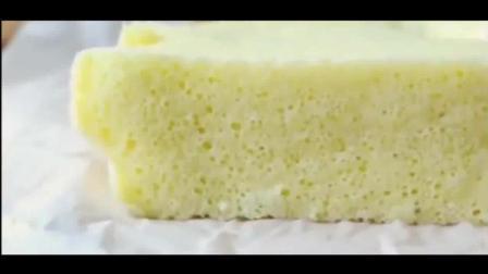 鸡蛋蛋糕的做法真是好简单哦, 用蒸锅就能做出来了