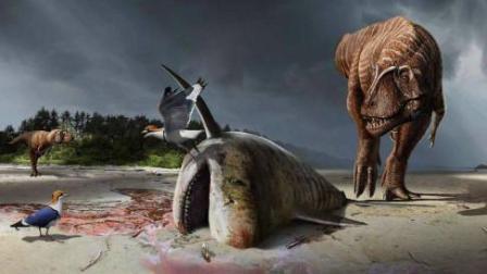 重返侏罗纪公园探秘巫师的水果城堡 恐龙时代 恐龙动画片小恐龙大冒险