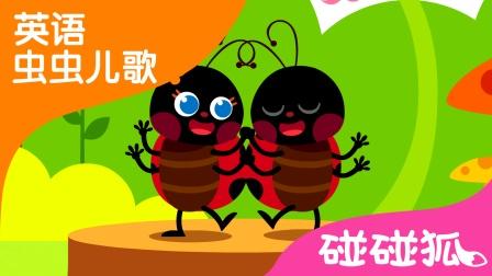 Hey Ladybug | 碰碰狐英语虫虫儿歌 第11集 |碰碰狐Pinkfong