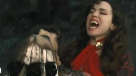 吸血鬼女王活了近三千年被一群吸血鬼分食, 临时前景象奇特