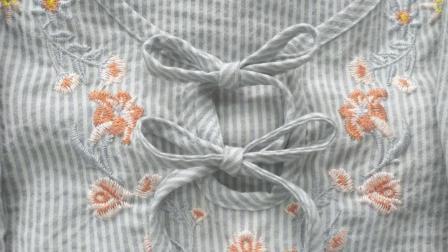 蝴蝶结的系法视频
