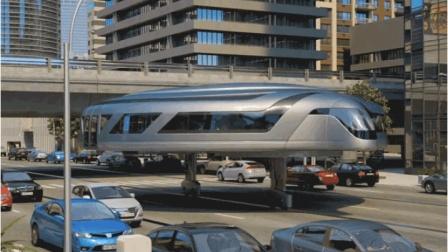 """真正高科技? 俄罗斯发明的""""飞碟""""会成为未来的出行方式吗? 不会是下个巴铁吧!"""