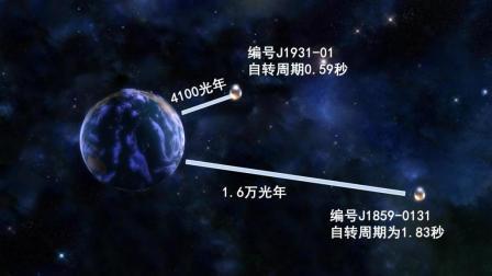 """""""中国天眼""""首次发现脉冲星! 3D揭秘这是啥星星?"""