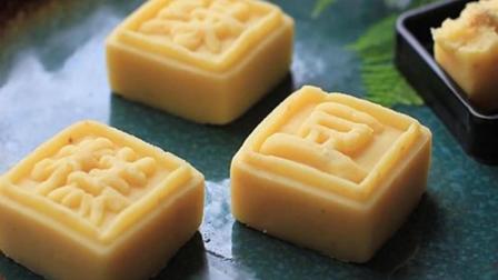 清香绵软不粘牙的绿豆糕怎么做