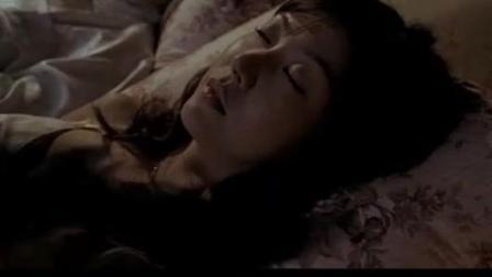 一部大饱眼福的韩国恐怖片, 美女被子被掀开