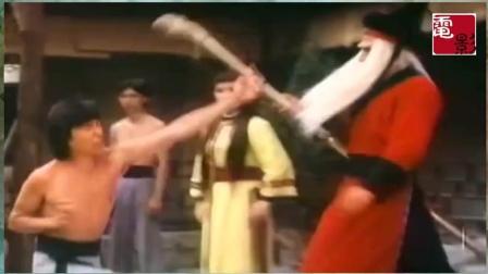 师弟苦练十年鹰爪与螳螂拳来报仇, 哪知师兄出奇不意让他吃大亏