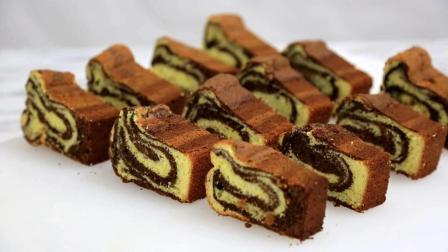 大理石纹磅蛋糕, 属虎的巧克力蛋糕