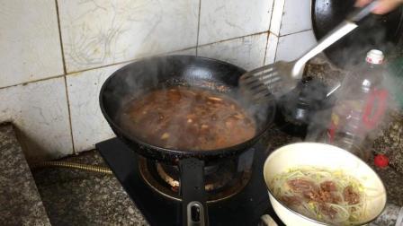 水煮肉片的做法视频 水煮牛肉的做法 牛肉怎么做好吃 牛肉的做法大全 中国吃播