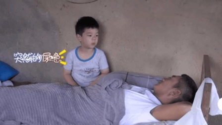 """杜江变身""""八卦爹"""", 问: 为什么要亲小泡芙? 嗯哼的回答亮了!"""