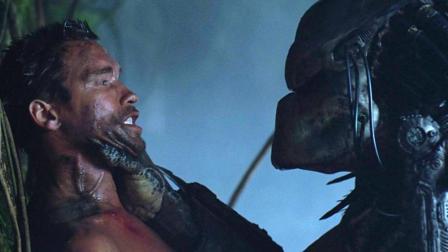 施瓦辛格大战铁血战士! 5分钟看完1987年经典科幻片《铁血战士》
