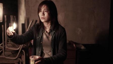 三分钟看完韩国版《我是证人》, 盲女上了色魔的车, 剧情神逆转!