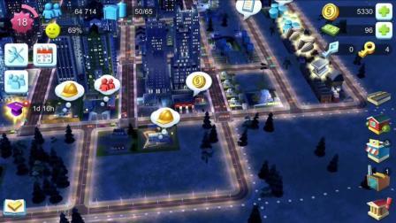 欣儿游戏实况: 模拟城市我是市长3