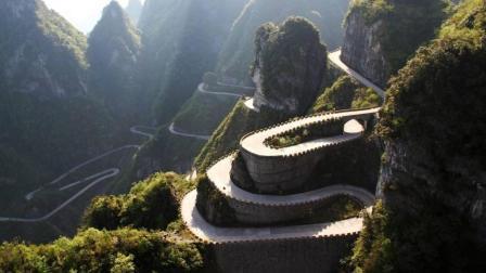 中国最危险的盘山公路, 吓退许多老司机, 私家车已不能通行