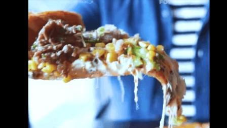 二次加工的超级至尊披萨, 让你拥有不可描述的满足感