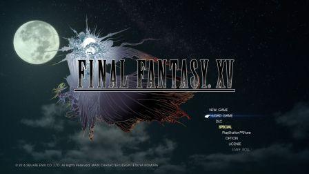[PS4]『最终幻想15』中文版白金流程-08