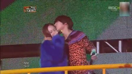 SHINee和FX经典合作, 宋茜扮猫女, 泰民亲吻郑秀晶!