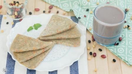 拾味爸爸 第一季 豆渣饼配五谷豆浆, 营养早餐新选择 298