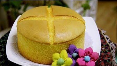 美食制作【戚风蛋糕】这是一个混搭的蛋糕, 用戚风蛋糕的做法。